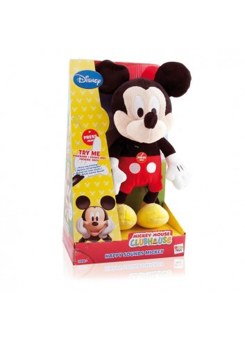 Peluche Disney Mickey Happy Sounds