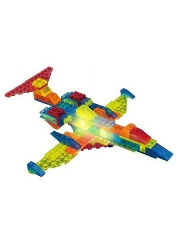 Lego Cristaland con luz 73 Piezas