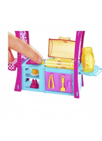 Parrillada divertida Polly Pocket