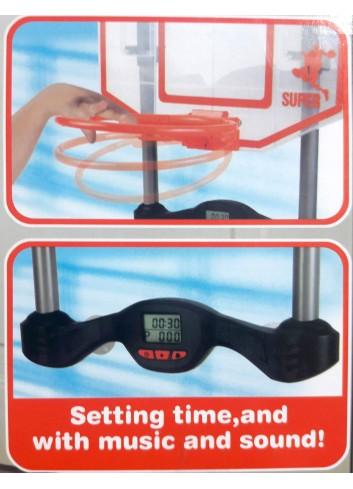 Tablero electrónico de basketball